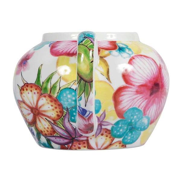 Porcelánová konvice Blooming