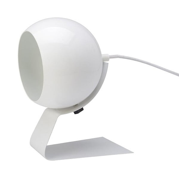 Stolní lampa Cameron White