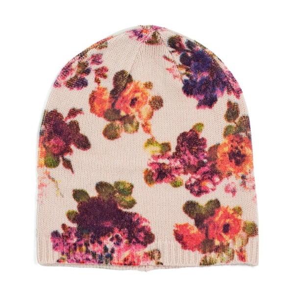 Květinová čepice Lilly