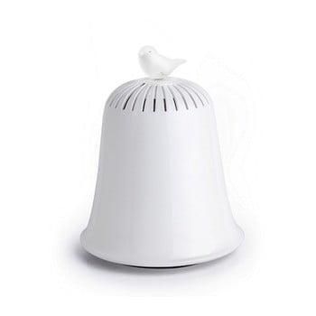 Pușculiță Qualy&CO Saved The Bell, alb de la Qualy