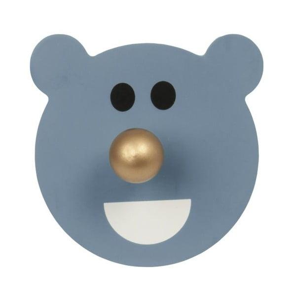 Věšák Happy Bear Blue
