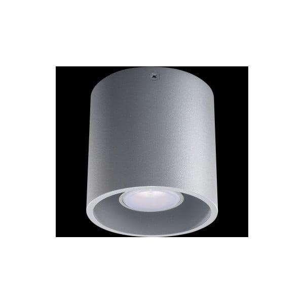 Šedé stropní světlo Nice Lamps Roda