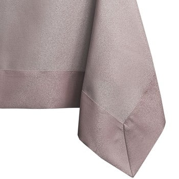 Față de masă AmeliaHome Empire Powderpink, 110 x 160 cm, roz pudră