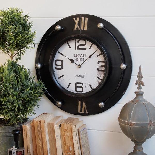 Nástěnné hodiny Big Clock Black