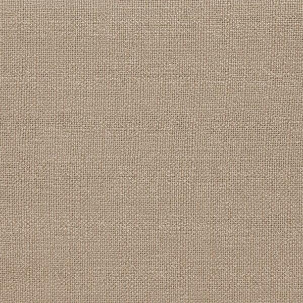 Puf v přírodní barvě Vivonita Grace Linen, 122x46cm