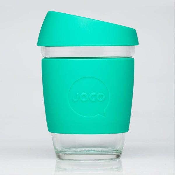 Cestovní hrnek na kávu Joco Cup 340 ml, mátový