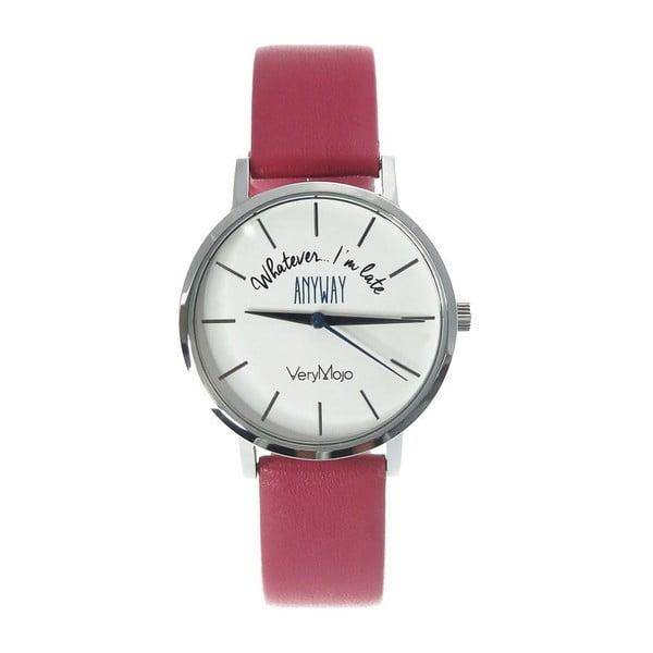 Růžové hodinky VeryMojo Whatever