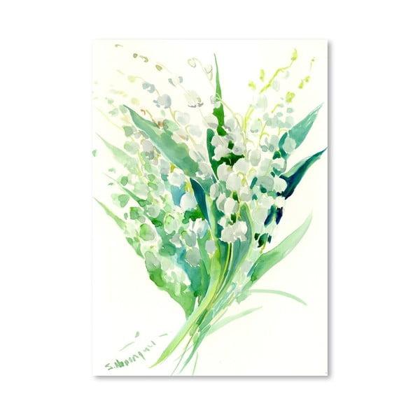 Plakát Valley Lilies od Suren Nersisyan