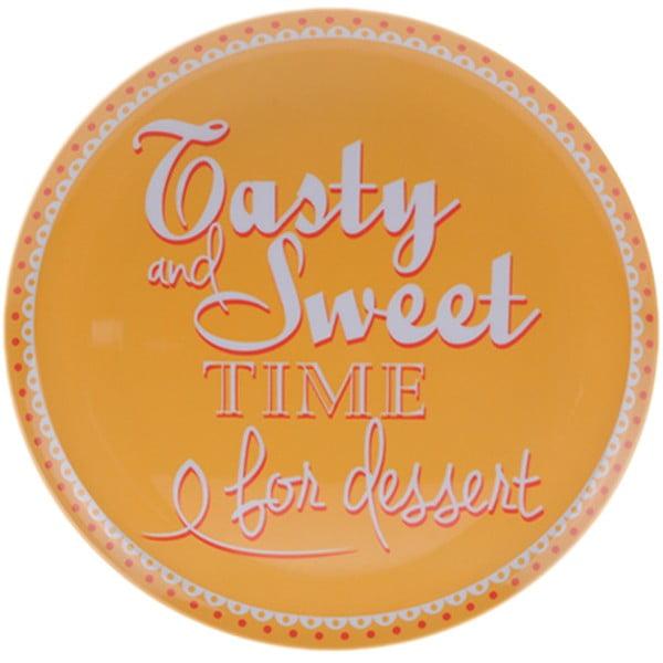 6dílná kempinková sada nádobí Postershop Tasty and Sweet
