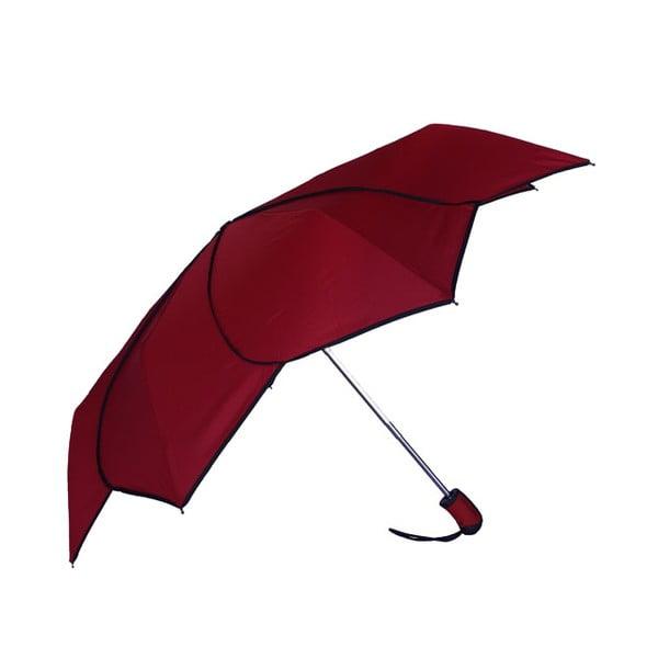 Deštník Pierre Cardin Noir Red, 93 cm