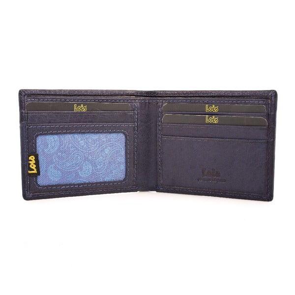 Kožená peněženka Lois Brown, 10,5x7,5 cm