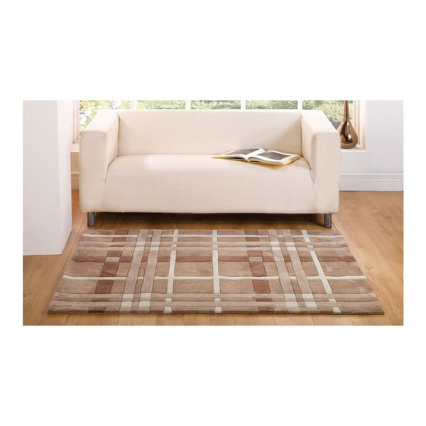 Koberec Weave 120x170 cm, přírodní