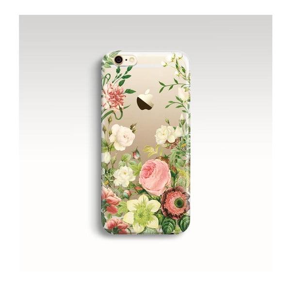 Obal na telefon Floral II
