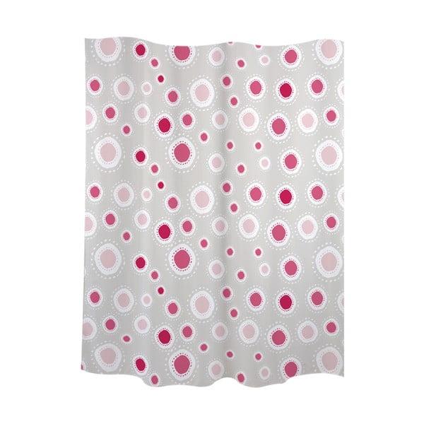 Sprchový závěs Suns Pink