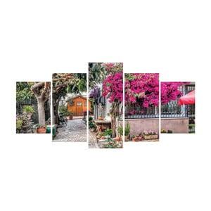 Vícedílný obraz La Maison Des Couleurs Botanica
