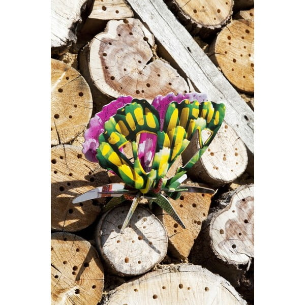 3D skládačka Totem Butterfly