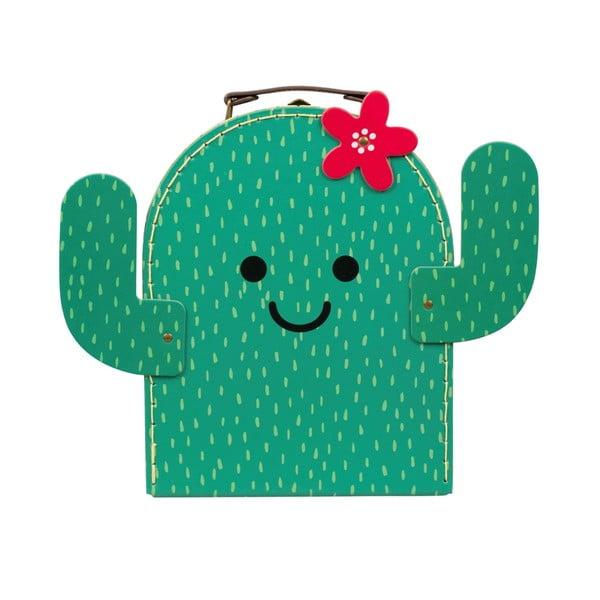 Detský kufrík Sass & Belle Happy Cactus
