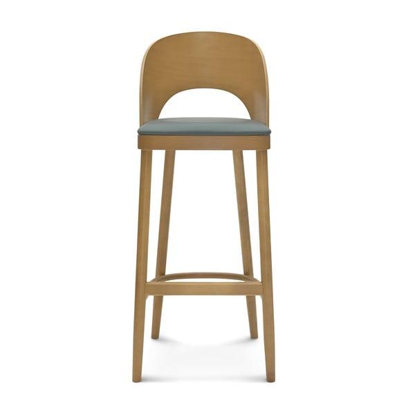 Barová dřevěná židle Fameg Lecia
