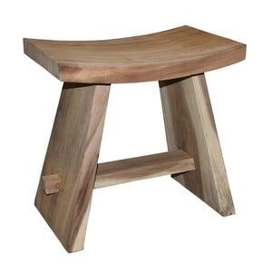 Stolička ze dřeva mungur HSM Collection Osaka