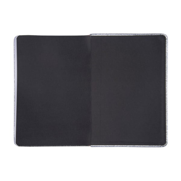 Zápisník s deskami ve zlaté barvě Tri-Coastal Design Genius, 96 stran
