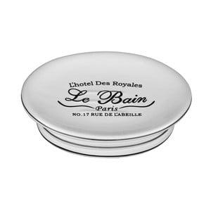 Podložka na mýdlo Premier Housewares Le Bain White