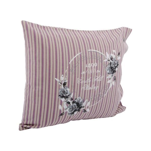 Povlak na polštář Rose Hill 40x50 cm, růžový