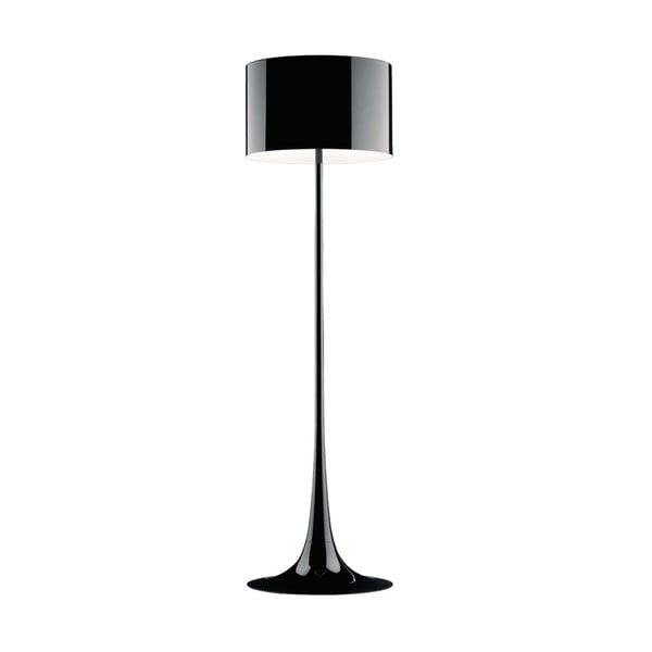 Stojací lampa Austria, černá