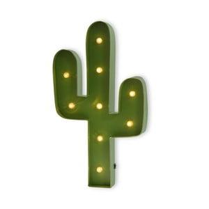 Nástěnná světelná dekorace Versa Cactus