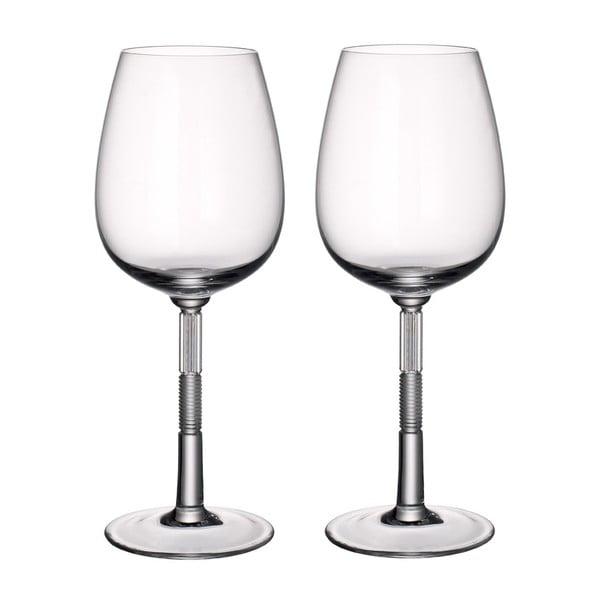 Nobilis skleničky na bordó, 2 ks