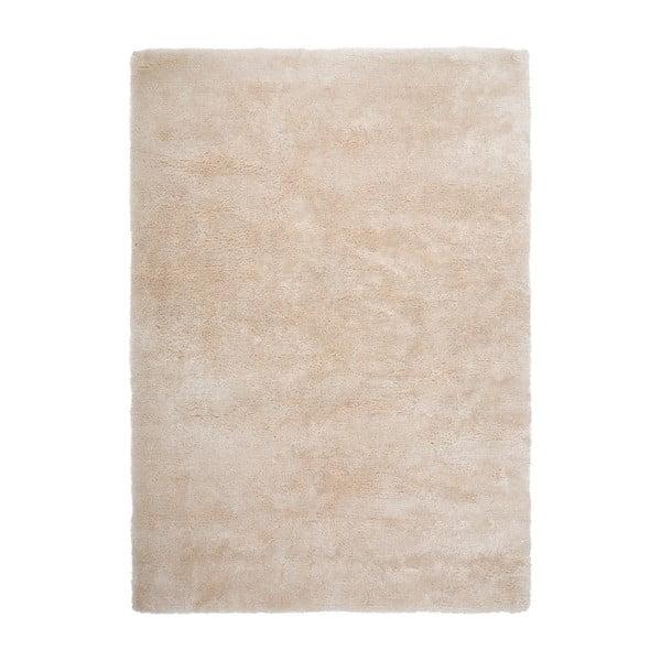 Béžový ručně vyráběný koberec Obsession My Curacao Cur Ivor, 60 x 110 cm