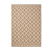 Hnědý koberec Think Rugs Cottage 120x170cm