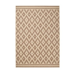 Covor Think Rugs Cottage 120 x 170 cm, maro