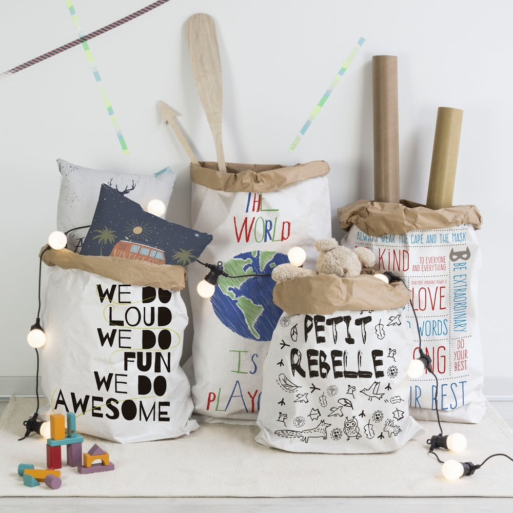 pap rov pytel little nice things superhero bonami. Black Bedroom Furniture Sets. Home Design Ideas