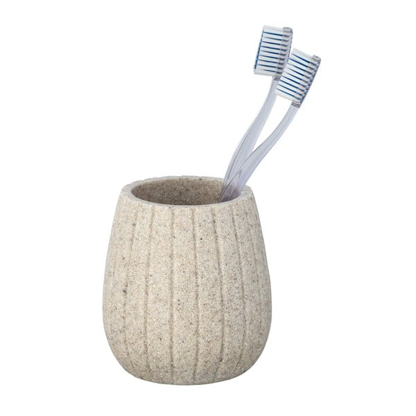 Cantaloupe bézs fogkefetartó pohár - Wenko