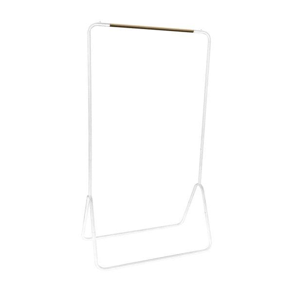 Biały stojak na ubrania Compactor Elias Clother Hanger, wys. 145 cm