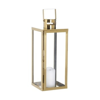 Felinar A Simple Mess Skarv, înălțime 42 cm, auriu imagine