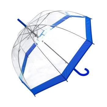 Umbrelă cu detalii albastre Ambiance Transpo de la Ambiance