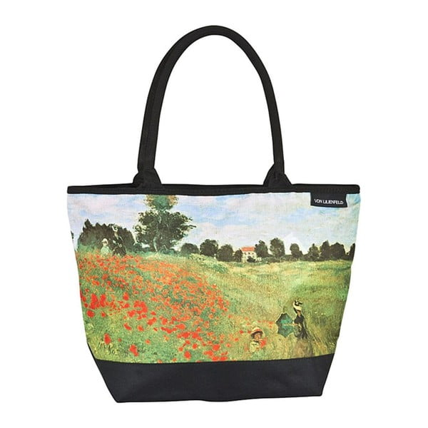 Taška Von Lilienfeld Field of Poppies
