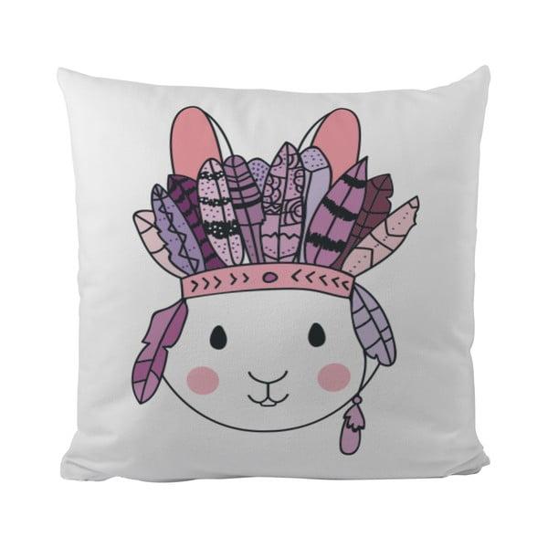 Polštář Bunny From Tribe, 50x50 cm