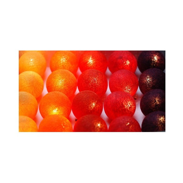 Oranges, 20 ks světýlek