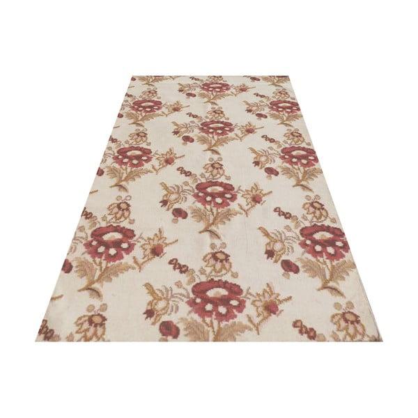 Vlněný koberec Kilim No. 708, 155x240 cm