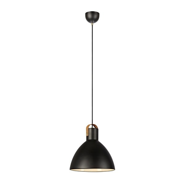 Černé závěsné svítidlo Markslöjd Eagle