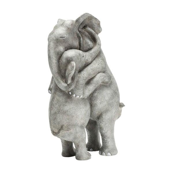 Dekoratívne soška Kare Design Elephant
