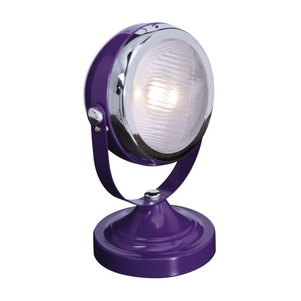Stolní lampa Carlamp Purple