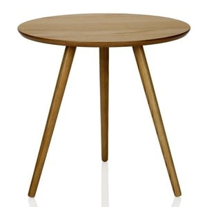 Stolek Oak Round, 48 cm