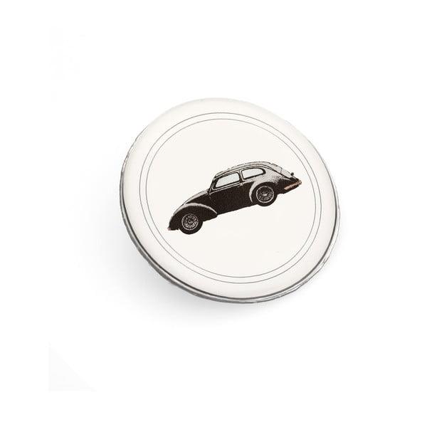 Brož Černé autíčko Monsieur Chic od Lucie Markové