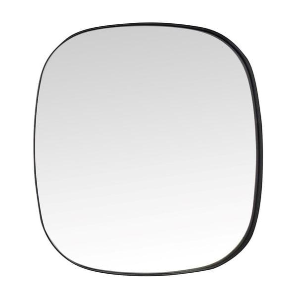 Nástěnné zrcadlo v černém rámu Design Twist Northam