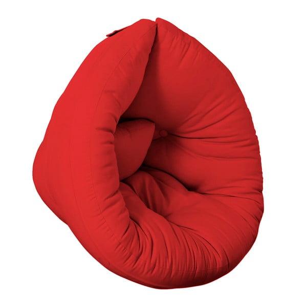 Dětské křesílko Karup Baby Nest Red