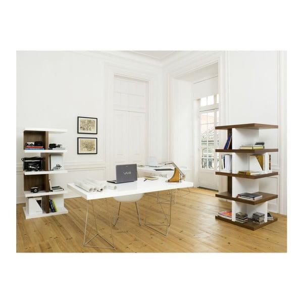 Bílý stůl TemaHome Multi, 160 cm