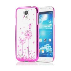 ESPERIA růžový s pampeliškami pro Samsung Galaxy S4